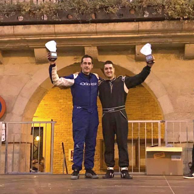 Mattin Villaresek eta Jon Zozaiak irabazi dute Garesko V. Rallysprinta