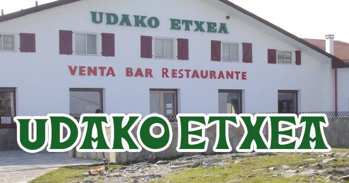 UDAKO ETXEA