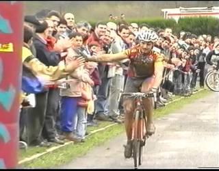 Euskal Herriko ziklo-kros txapelketa Beran jokatu zen 2003an