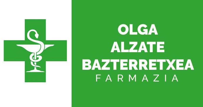 ALTZATE BAZTERRETXEA FARMAZIA logotipoa