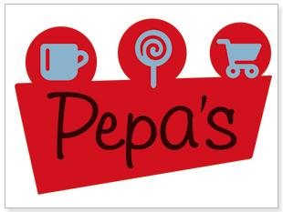 PEPA`S logotipoa