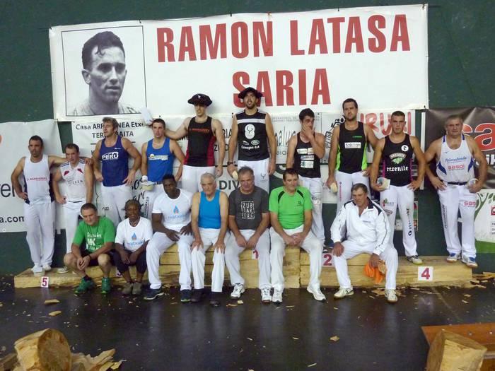 Atutxa II.a eta Txikia II.a nagusitu dira Sunbillako XVII. Ramon Latasa Sarian