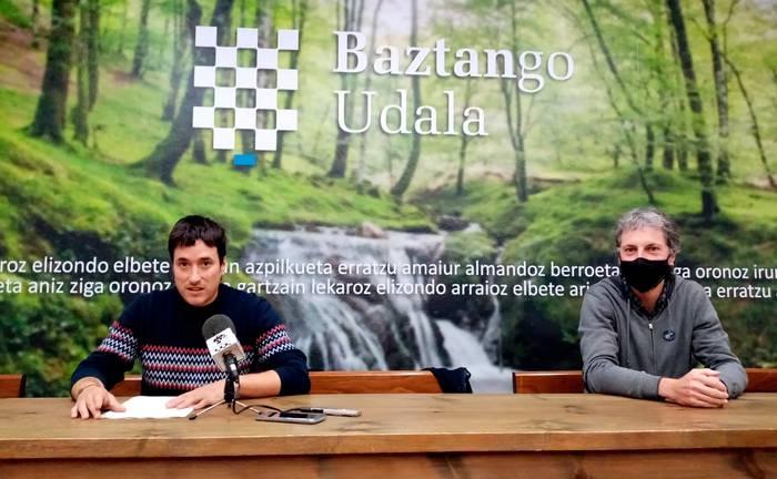 Alojamendu turistikoei buruzko azterketaren emaitzak aurkeztu ditu Baztango Udalak