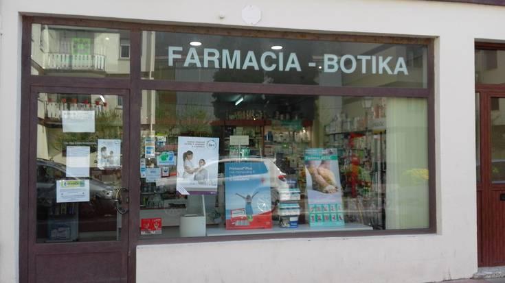 ALTZATE BAZTERRETXEA FARMAZIA
