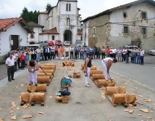 Saldiasko San Juan bestak ospatuko dituzte ekainaren 23tik 26ra
