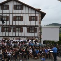 Berako Musika Eskolak kontzertua eskainiko du maiatzaren 26an