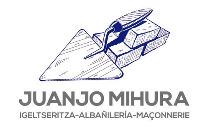 JUANJO MIHURA ERAIKUNTZAK logotipoa