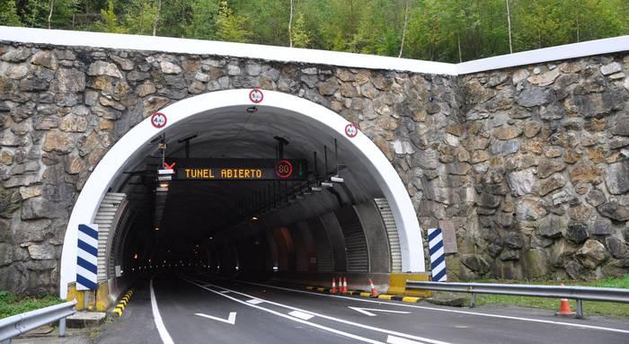 Noranzko bakarreko bi tunel eraikiko dituzte Belaten eta Almandozen 2025erako