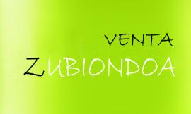 ZUBIONDOA BENTA logotipoa