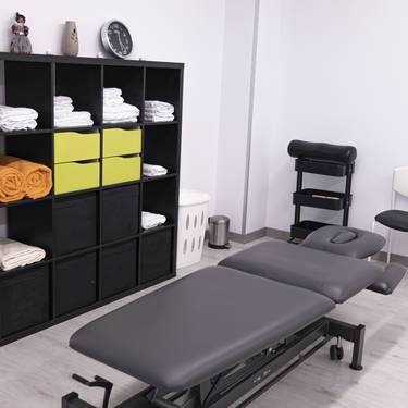 Fisioterapia gela