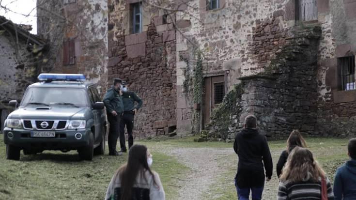 Aroztegiko urbanizazio-lanak hasteko akta sinatu du Palacio de Arozteguia enpresak gaur Lekarozen