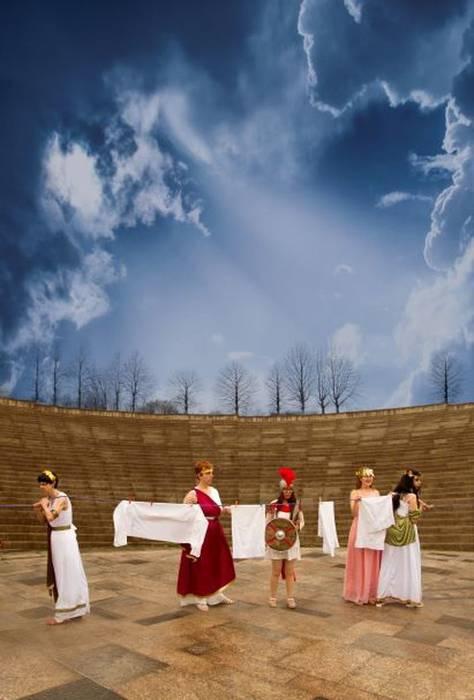 'La paz y otras lunas' antzezlana eskainiko dute larunbatean Lesakan