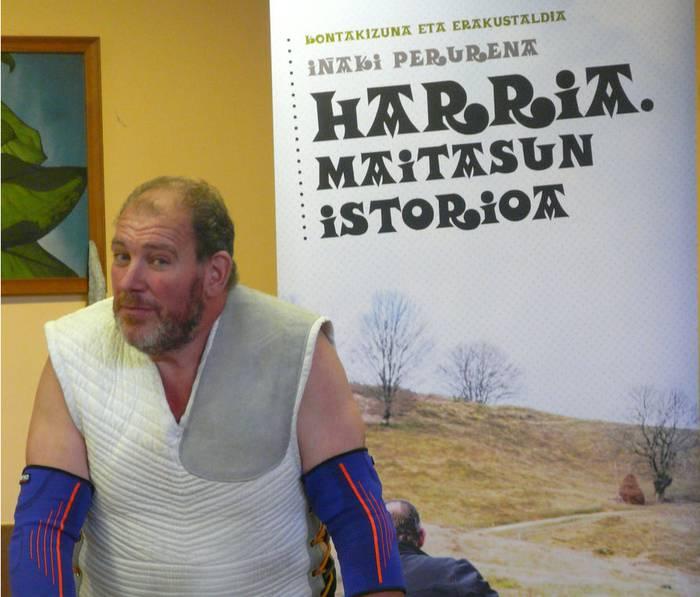 Iñaki Perurenak botako du Leitzako Santiburtzio pestetako txupinazoa