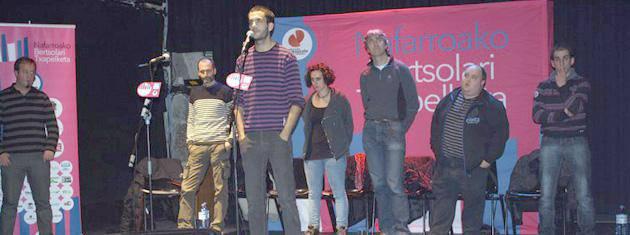 Jon Barberena eta Julio Soto finalaurrekoetarako lehen sailkatuak