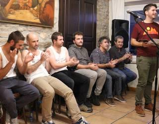 Ezkorbrutak taldeak irabazi du Saran jokatu den taldekako Xilabaren saioa