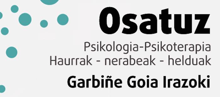 OSATUZ logotipoa