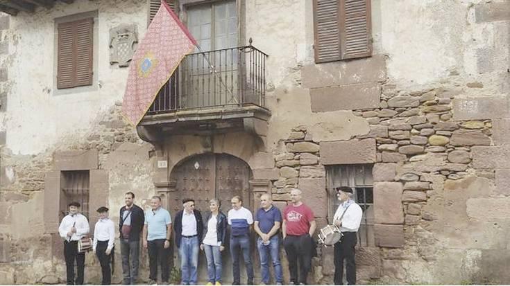 «Memoria historikoa bizirik mantentzeko tokia da Amaiur»