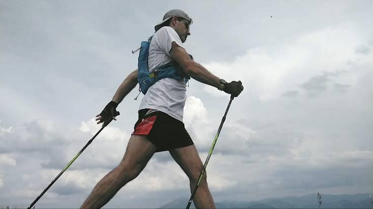 «Ipar Martxako lehen maratoia eginen dugu Bidasoko Bide Berdean»