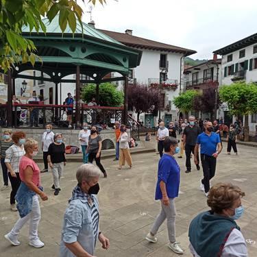Lesakako plazan