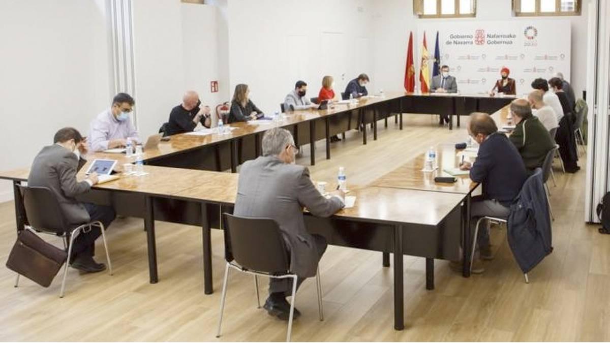Uda honetan besta guztiak bertan behera uzteko proposatu die Nafarroako Gobernuak udalei