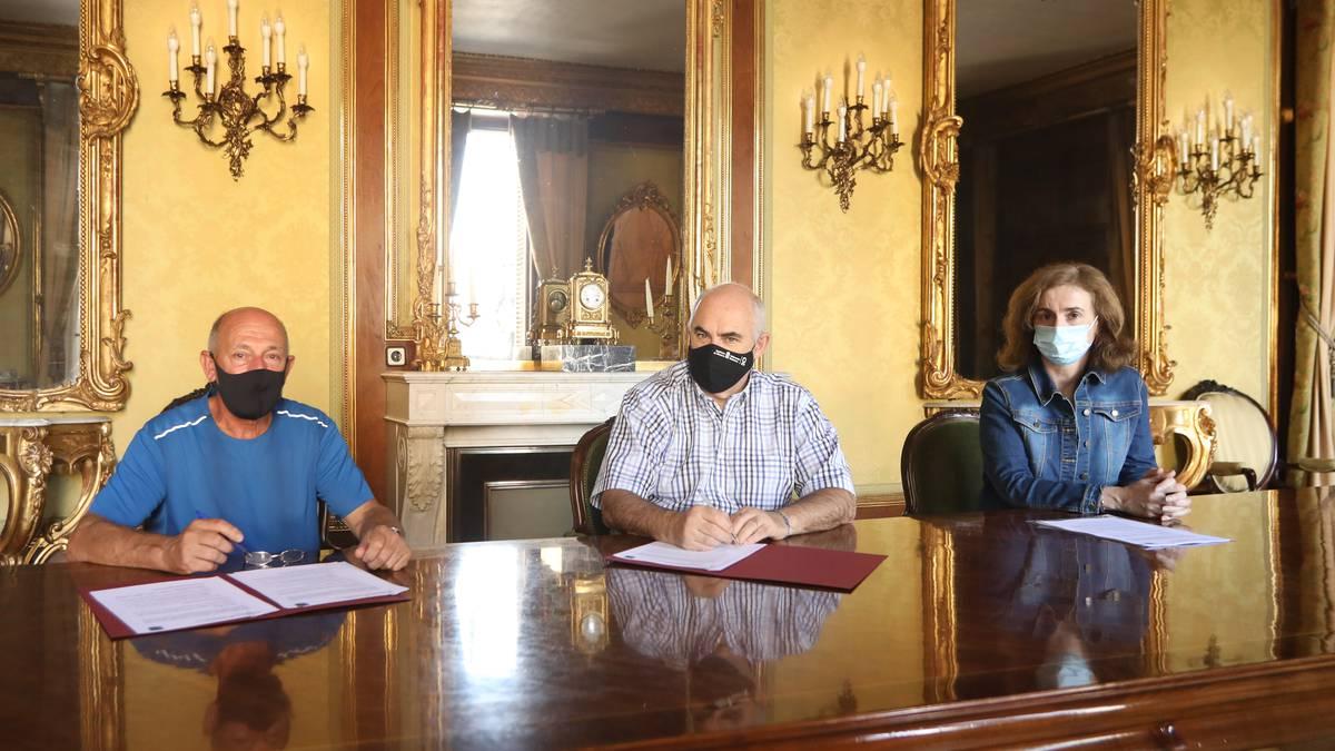 Iturengo Udalak hirigintza planaren aurreakordioa sinatu du Nafarroako Gobernuarekin