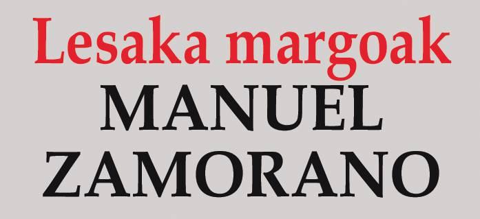 MANUEL ZAMORANO PINTOREA