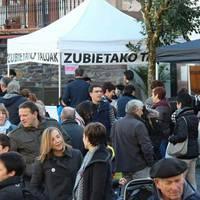 Santa Luzia Eguneko azoka igandean eginen dute Donezteben