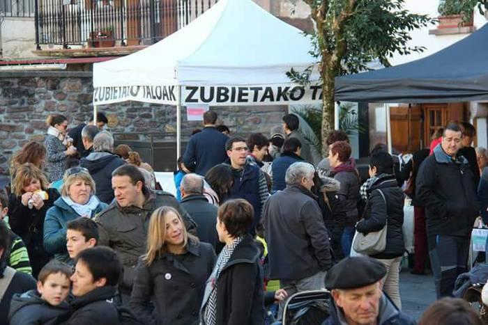 Santa Luzia Egunaren harira, feria eginen dute igandean Donezteben