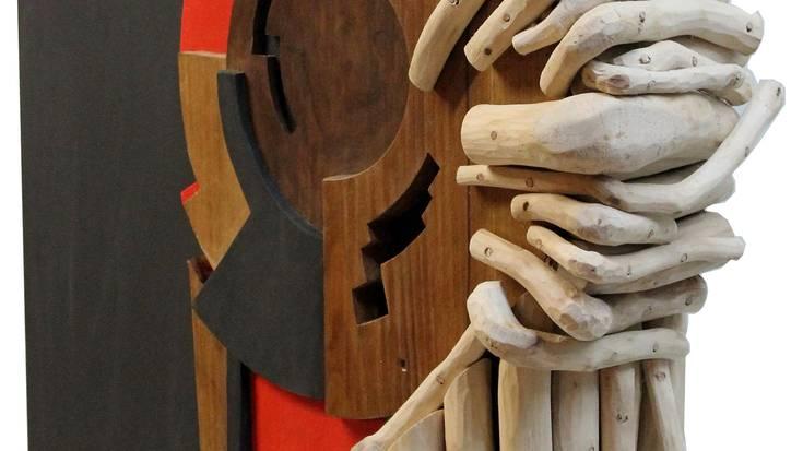 Lesagibel eskultorearen lanak ikusgai izanen dira Elizondon uztailaren 31tik abuztuaren 30era arte