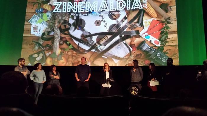 Kataluniako Zinemaldian Euskarazko film onenaren saria jaso du 'Gutik Zura' dokumentalak