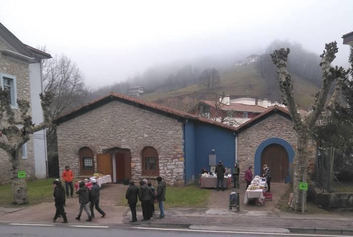 Eskualdeko ekoizleen merkatua eginen dute larunbatean Beran