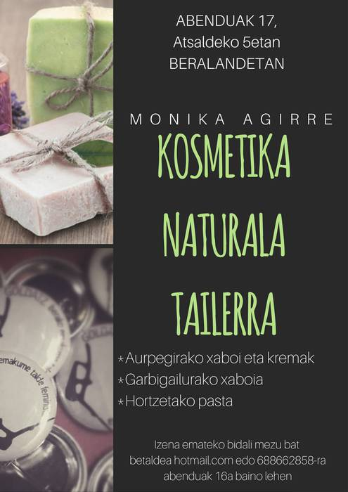KOSMETIKA NATURALA TAILERRA