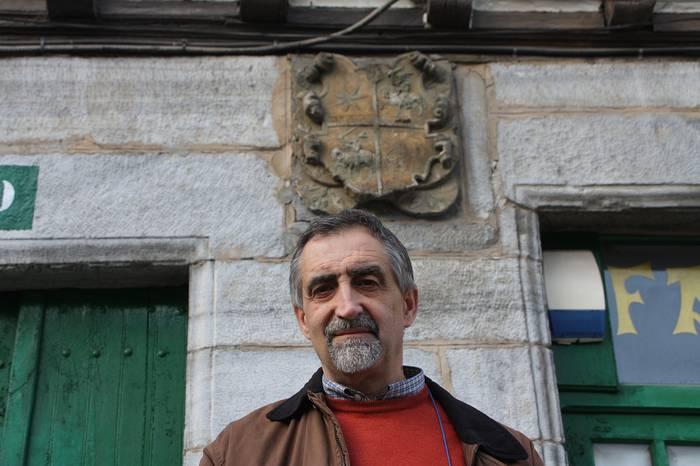 Euskal Herriko armarriari buruzko solasaldia eskainiko dute otsailaren 28an Beran