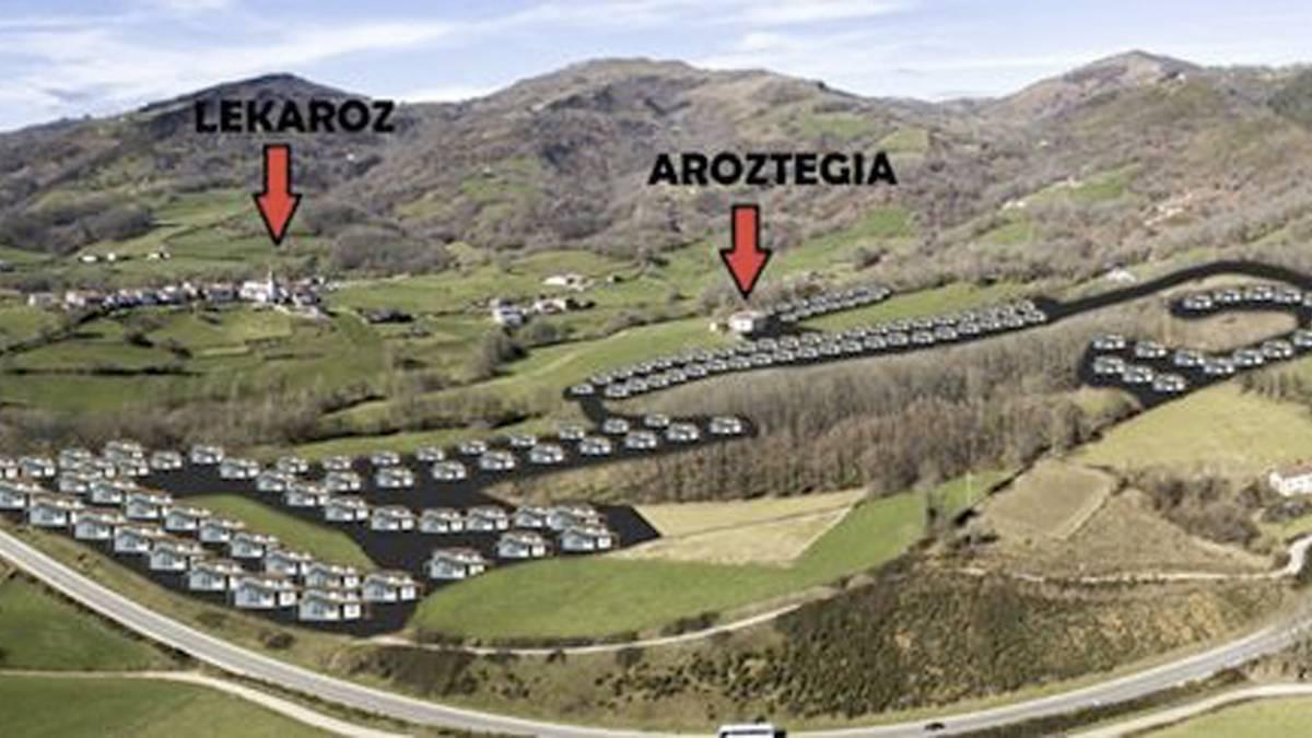 «Pelotazo urbanistikoa bertan behera gelditu arte» lanean segituko duela adierazi du Baztango EH Bilduk