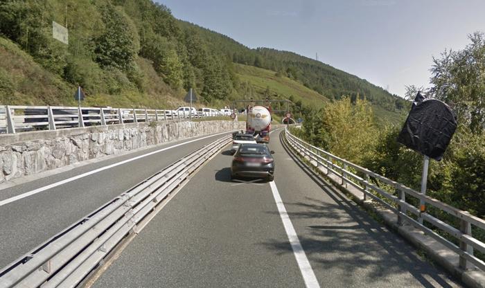Hamar hilabete iraunen dute A-15eko Belabieta tunela zaharberritzeko lanek