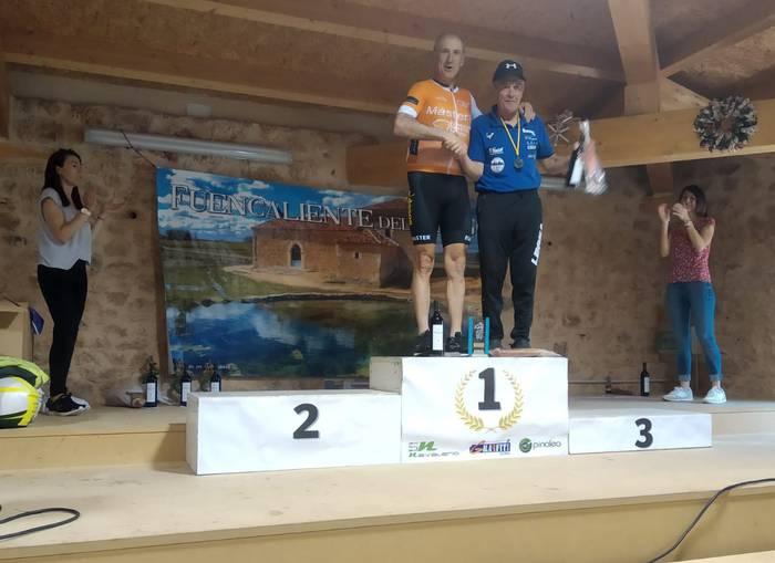 Soriako challengea irabazi du Luziano Mitxelena txirrindulari lesakarrak