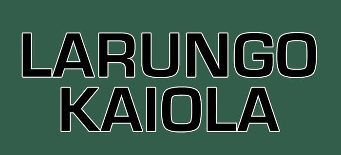LARUNGO KAIOLA