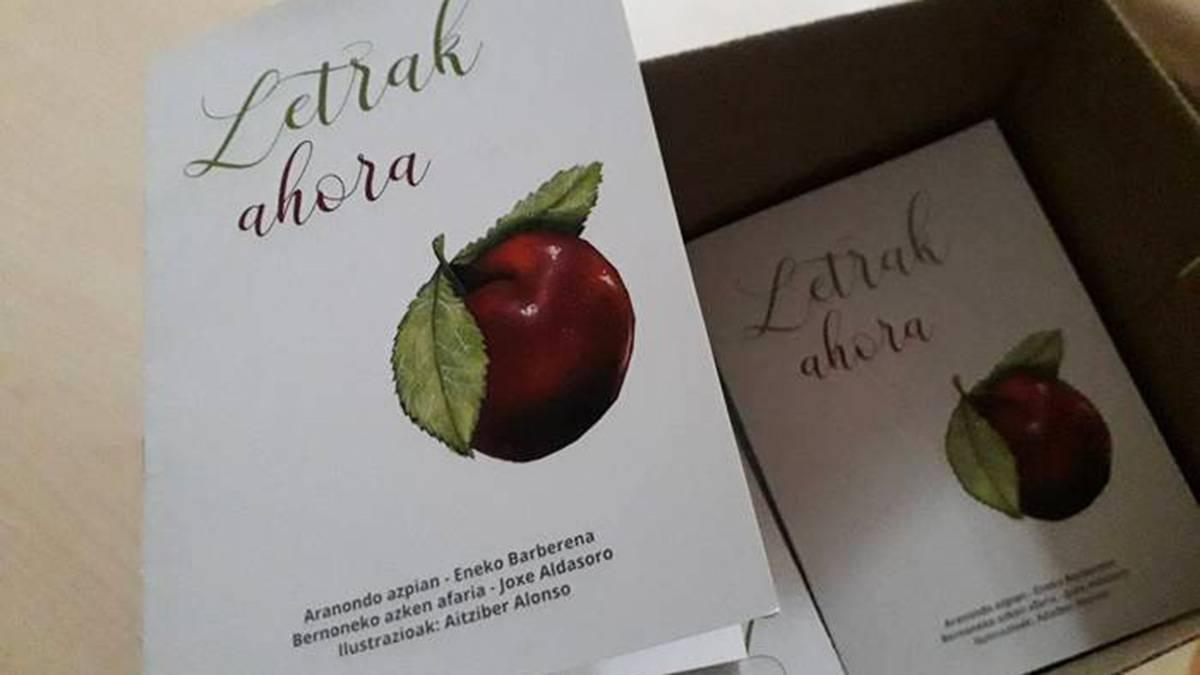 'Letrak ahora' literatur lehiaketa antolatu dute 16 urtetik goitikoentzat