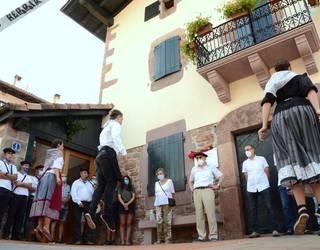 Amaiurko arkeologia zentroa inauguratu dute