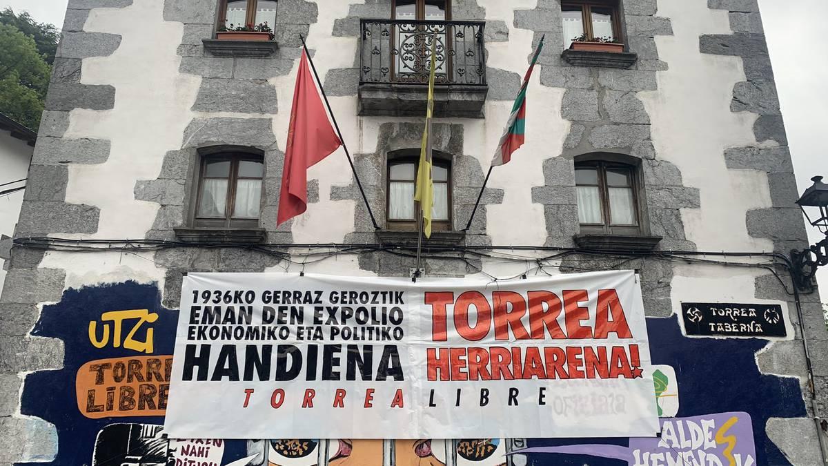 'Ostegunak bizi bizi' ekimena jarriko du martxan Leitzako Torrea tabernak