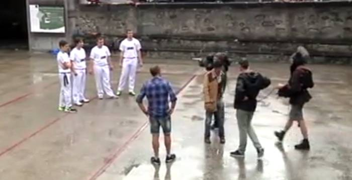 Holandako telebista publikoak euskal kulturari buruzko dokumentala grabatu du