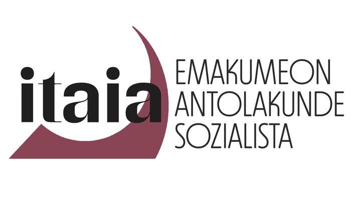 ITAIA emakumeen antolakunde sozialista aurkeztuko dute igandean