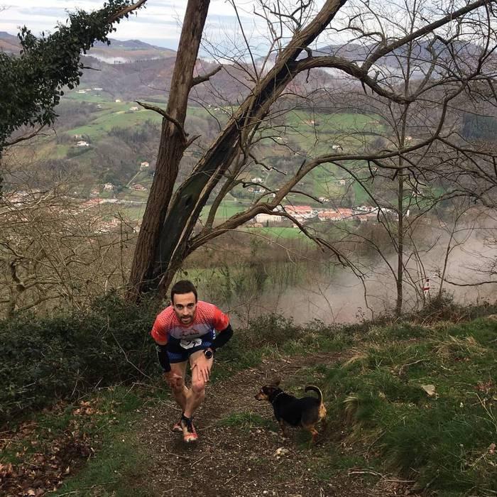 Hodei Lujanbio eta Maria Rebeca Mariño Nafarroako selekzioarekin ariko dira Espainiako federazio arteko Trail Running txapelketan