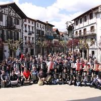 Nafarroako Akordeoilarien Topaketa eginen dute apirilaren 13an Arantzan