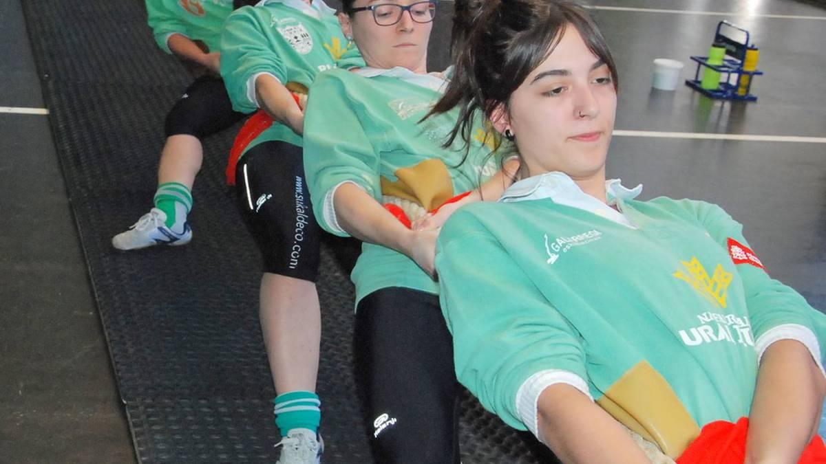 Beti Gazte eta Ibarra nagusitu dira Euskal Herriko lauko sokatira txapelketako lehen jardunaldian