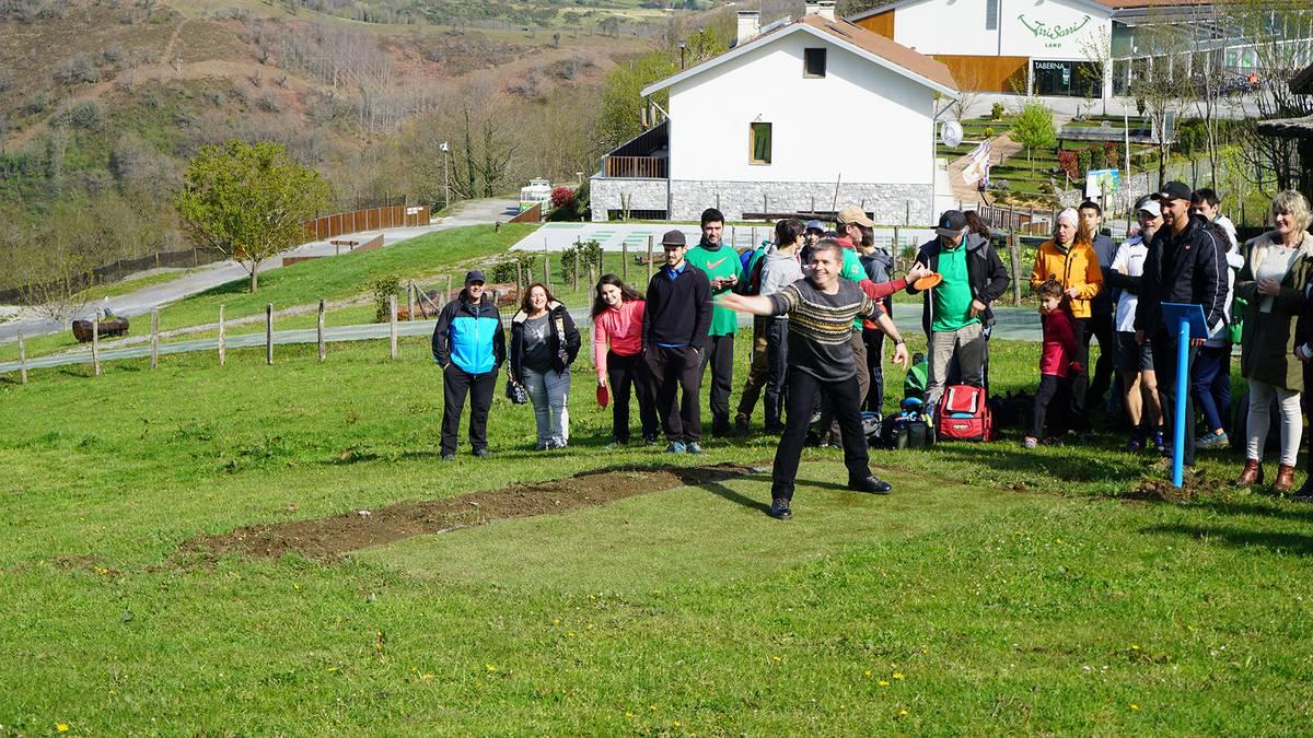 Espainiako Disc-Golf txapelketa Igantzin jokatuko da urriaren 10 eta 11n