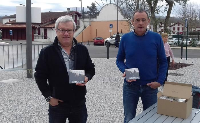 'Senperen kantuz' CDa plazaratu dute Brave-Bessonartek