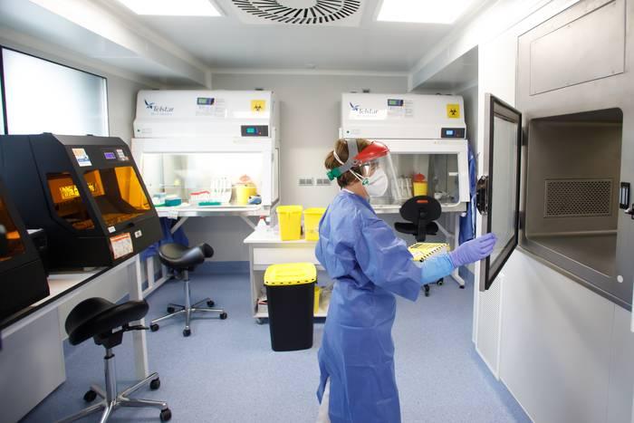 Azken orduetan Nafarroan ez da inor hil koronabirusagatik eta PCR probetan 14 positibo atzeman dituzte