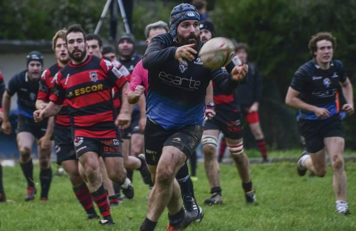 Bertan behera utzi ditu Baztango Rugby Taldeak denboraldiko kirol-ekintzak