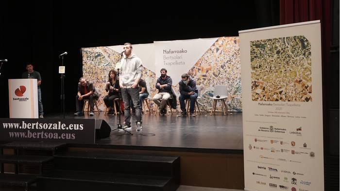 Joanes Illarregik irabazi du Zangozako final-laurdena